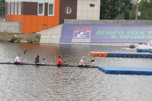 На озере Теплом гребцы национальной сборной будут тренироваться до 30 июля