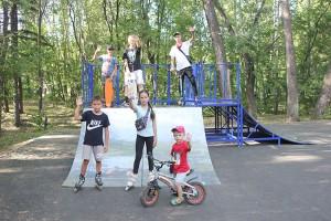 Скейты, ролики, велосипеды, самокаты и хорошее настроение