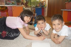 У Сони два младших брата – Иван и Тимур