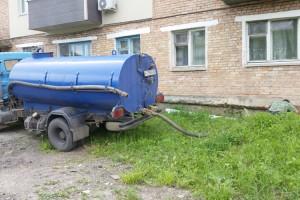 Водоотведение - одна из самых проблемных коммунальных услуг в округе