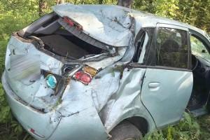 В ДТП на трассе «Шкотово-Партизанск» пострадала женщина-водитель