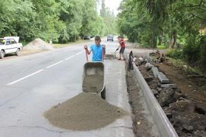 Новый тротуар нужен не только на Гоголевской, но и на других улицах округа