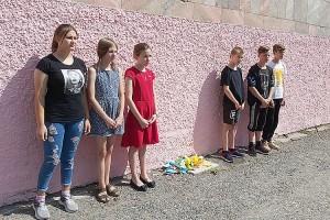 Эти дети не забудут о Беслане никогда