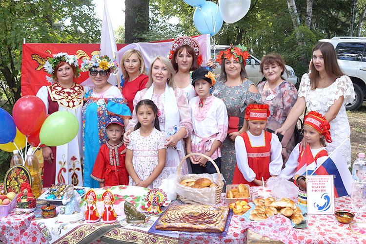 «Матери России» - хранители русских традиций