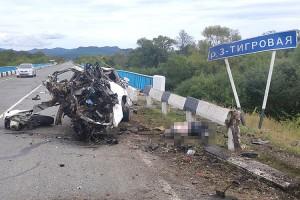 Смертельная авария у села Казанка