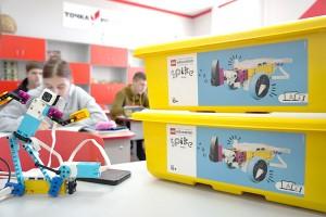 Современные технологии становятся доступнее школьникам даже в небольших селах