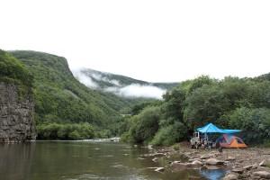 Урочище Щеки стало туристической Меккой Приморья, а доходы идут мимо местного бюджета