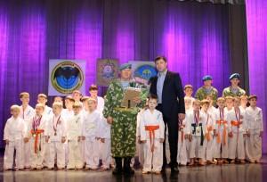 Вячеслав Иванович Оверченко - полный кавалер креста графа Муравьева-Амурского
