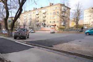 Коммунальщики успели до холодов заменить сети и вовремя подать тепло, а также привести в порядок дорожное покрытие