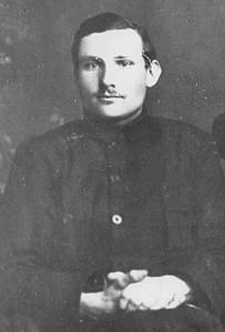 Никанор Марченко - один из авторов рукописи о комсомоле Сучана